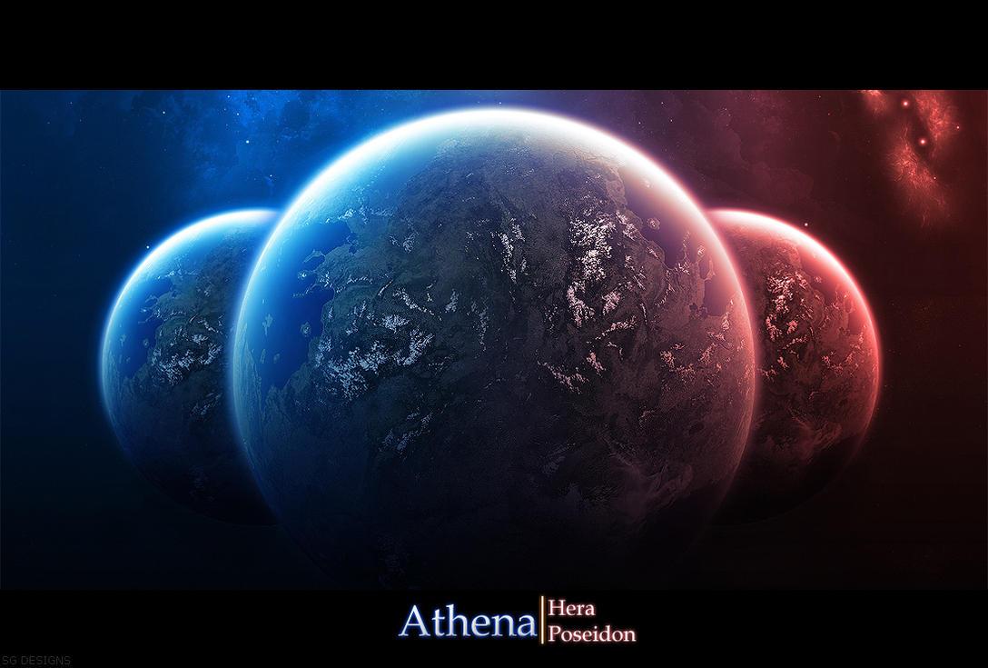 Athena by Superiorgamer