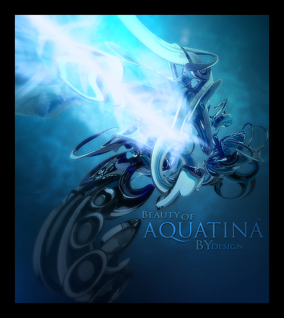 Aquatina Speedrender by Superiorgamer