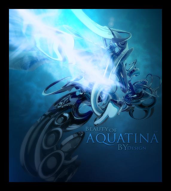 Aquatina Speedrender by Superiorgamer