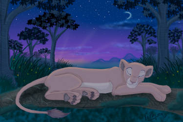 Good Night by Ketty-lioness