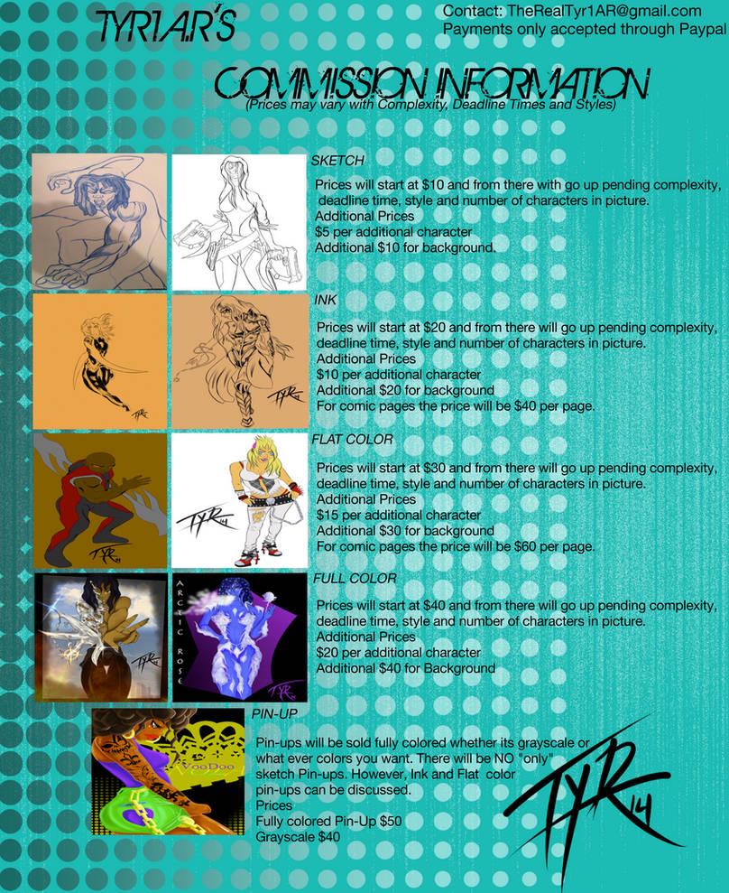 Commission Sheet 2