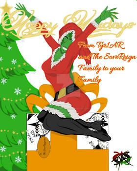 A Madame Neutron Christmas