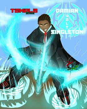 Damian -Volt- Singleton
