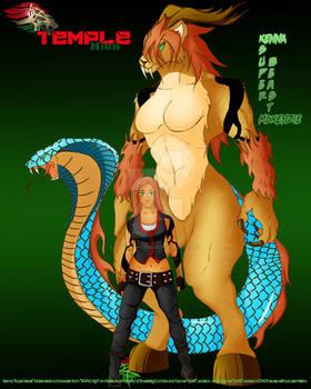 Kenna -Super Beast- McKenzie