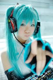 mi cosplay of miku!! by cosplayjapgirl76