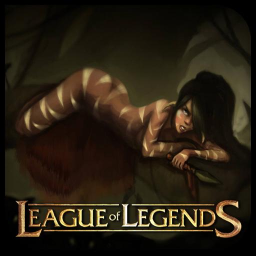 League of Legends Nidalee by griddark