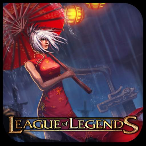League of Legends Riven v3 by griddark