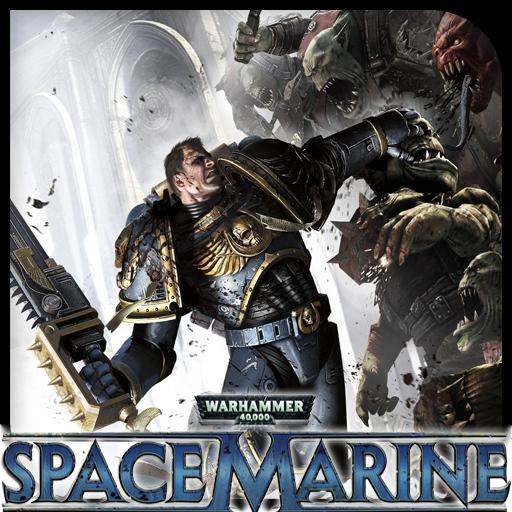 Warhammer 40K: Space Marine v2 by griddark