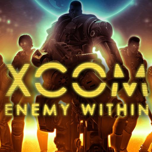 XCOM Enemy Within by griddark on DeviantArt