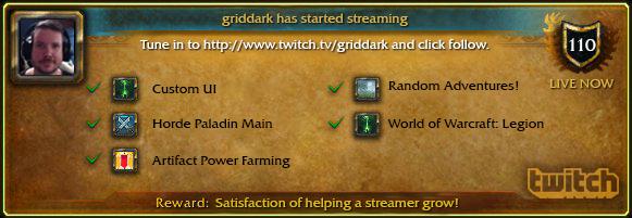 griddark now live! by griddark
