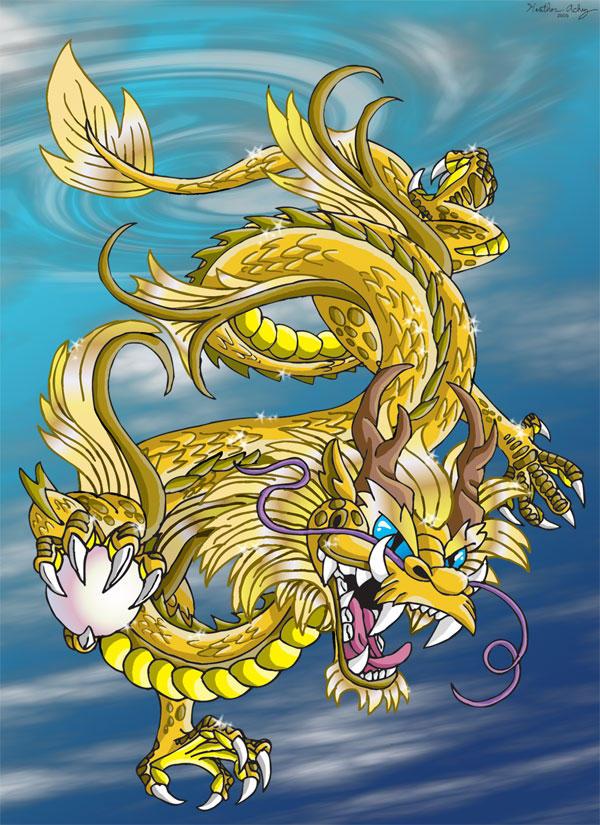 Trump Dragon by Tibby101