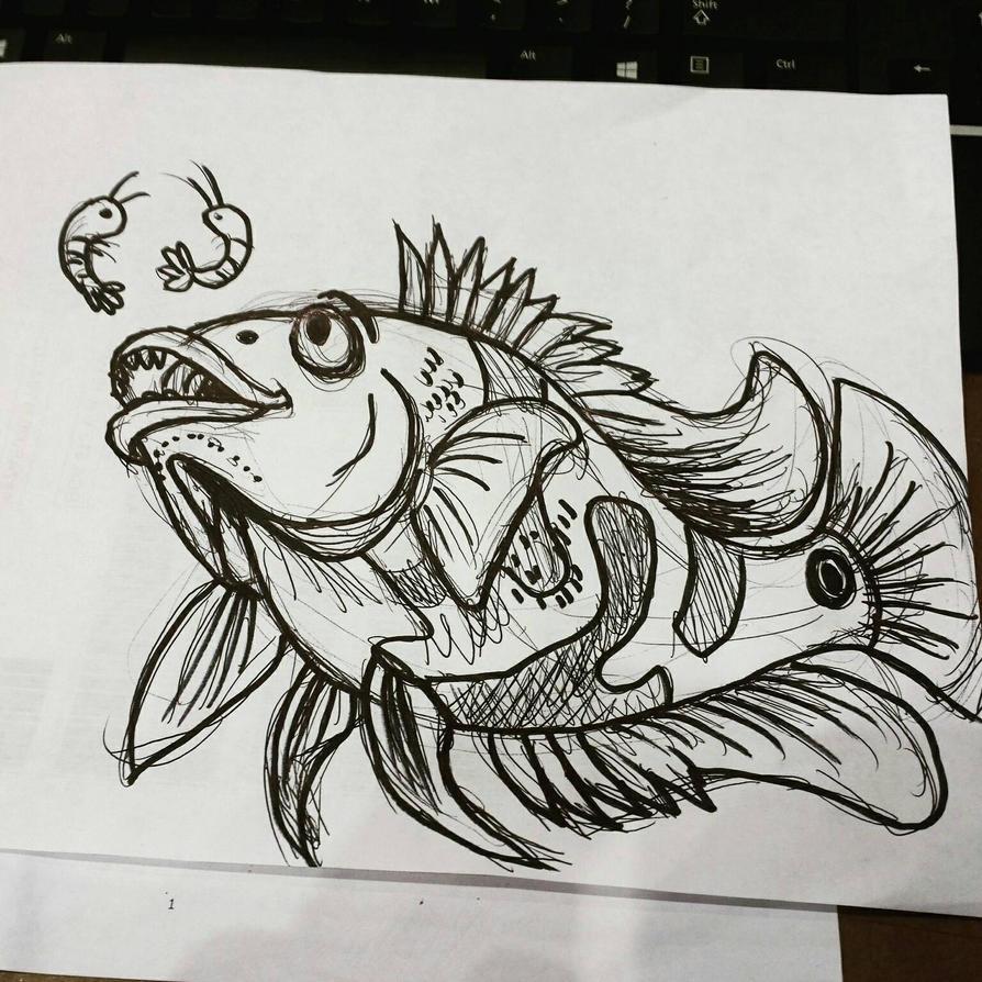 Oscarfish Dreams by Tibby101