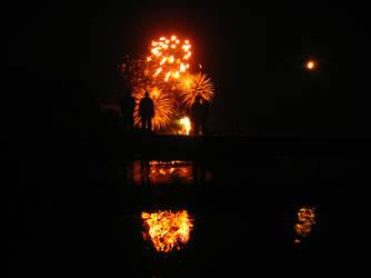Fireworks by Simlinger