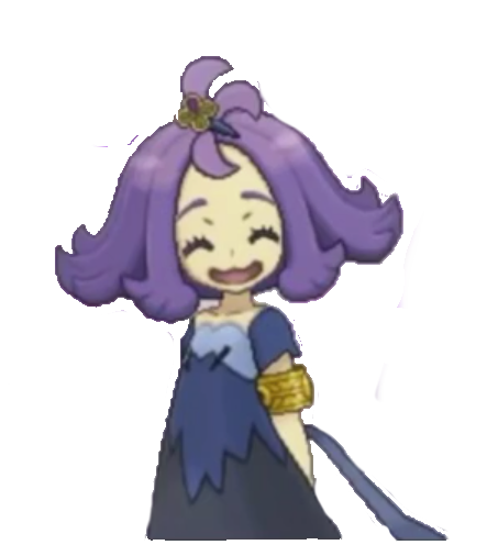 pokemon sun and moon elite 4 member acerola by
