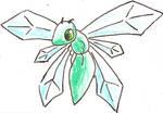 Fake Pokemon- Krystafly