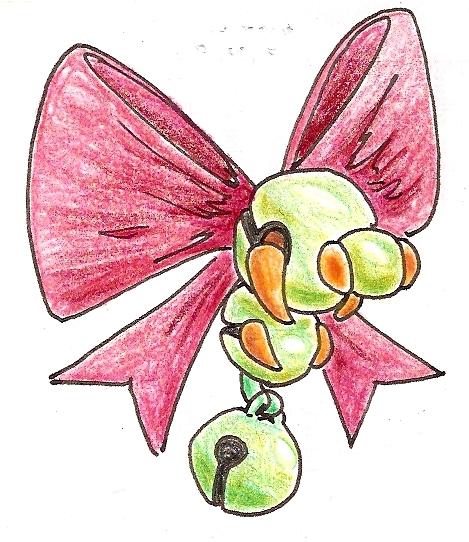 Fake Pokemon- Bellifly by tk36477
