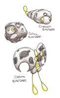 Moon Bugs by tk36477