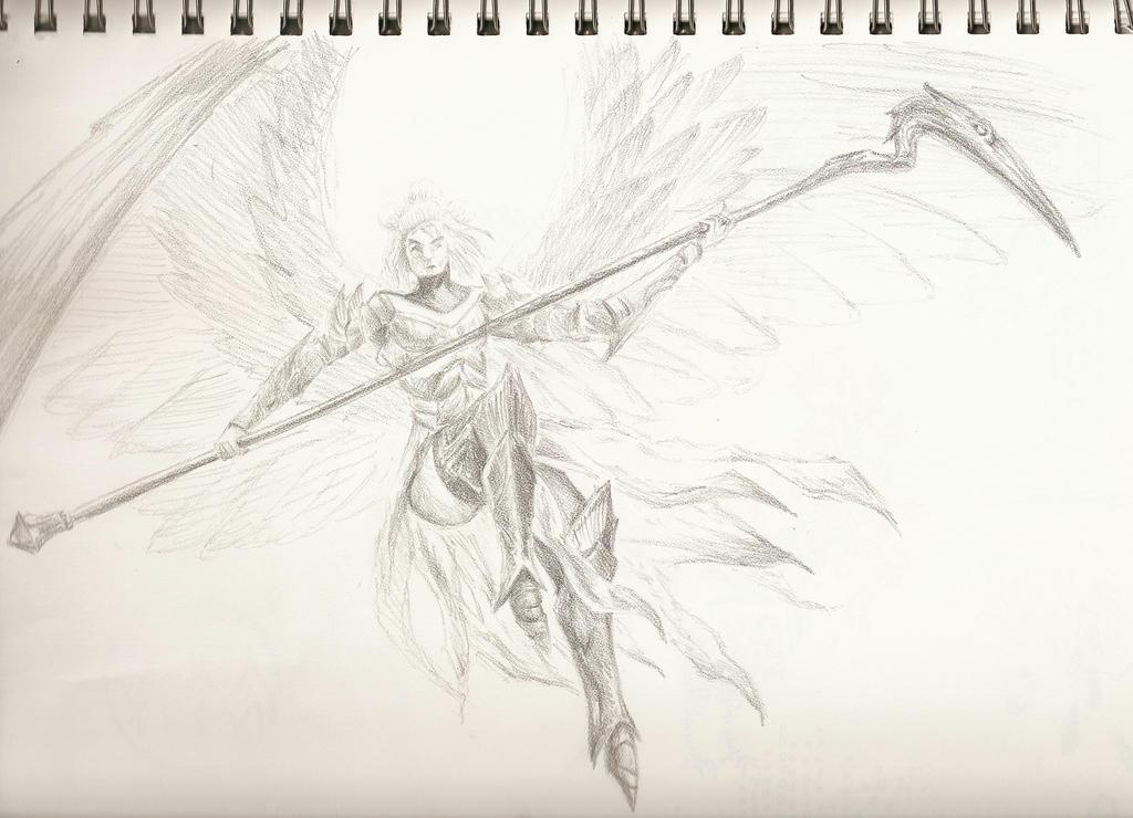 Sigarda, Host of Herons by tk36477