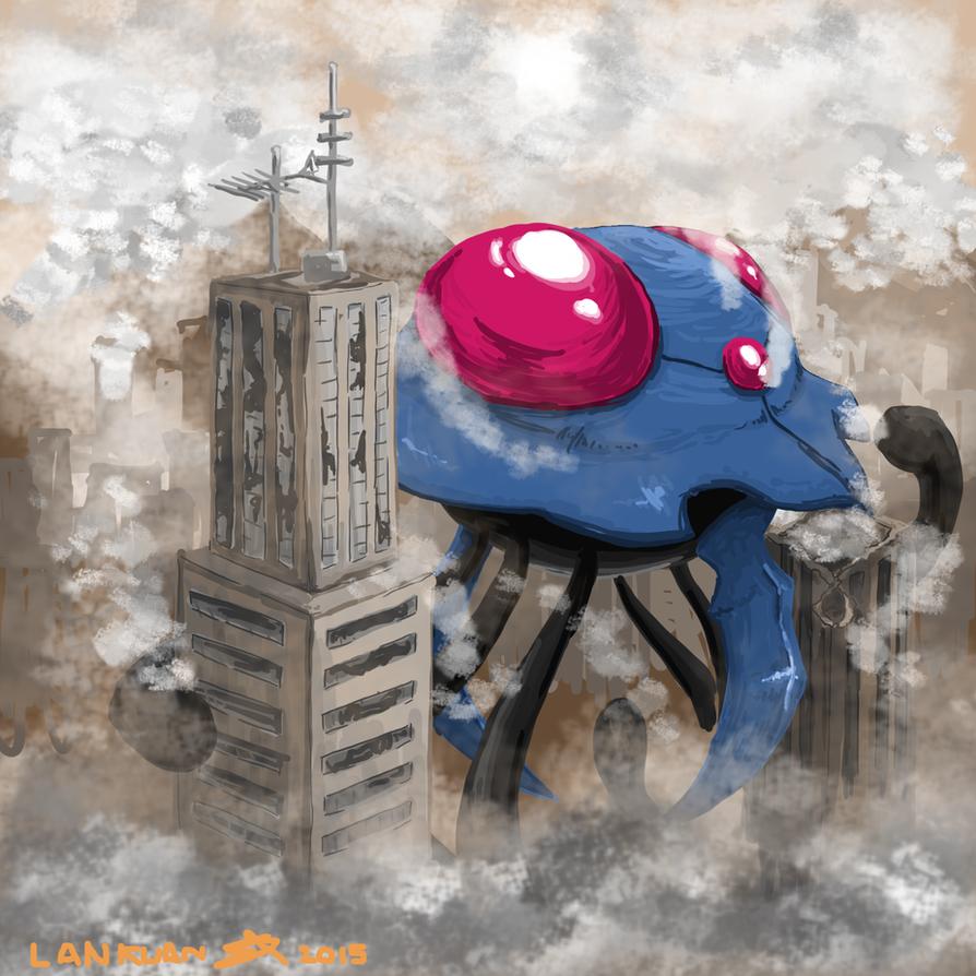 Tenta-Kraken! by tk36477