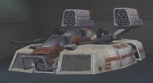 AAC-1 Speeder Tank