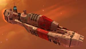 Hellfire Class Heavy Assault Frigate