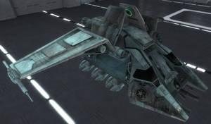 Fu-08 Dropship Transport