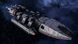 Artemis Class Light Battlestar