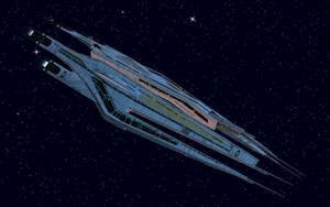 Cerberus Cruiser