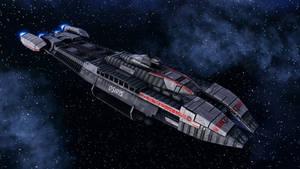 Orion Class Stealth Cruiser