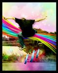Magic of Skateboard