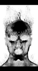 Dark Smoke Man by caglarsasmaz