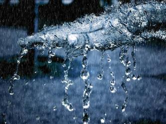 pray of rain by caglarsasmaz