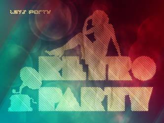 Retro Party by caglarsasmaz