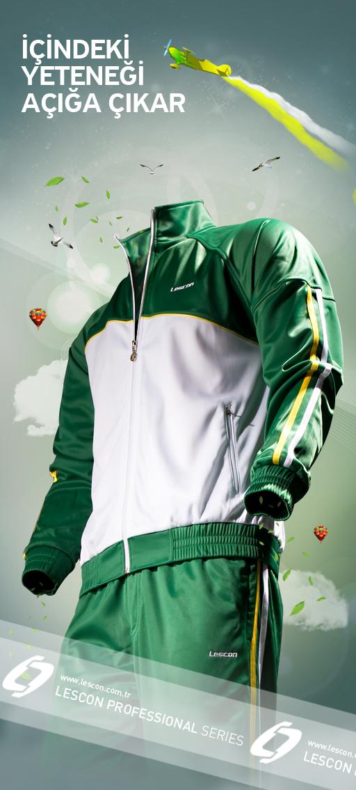 Sportswear by caglarsasmaz