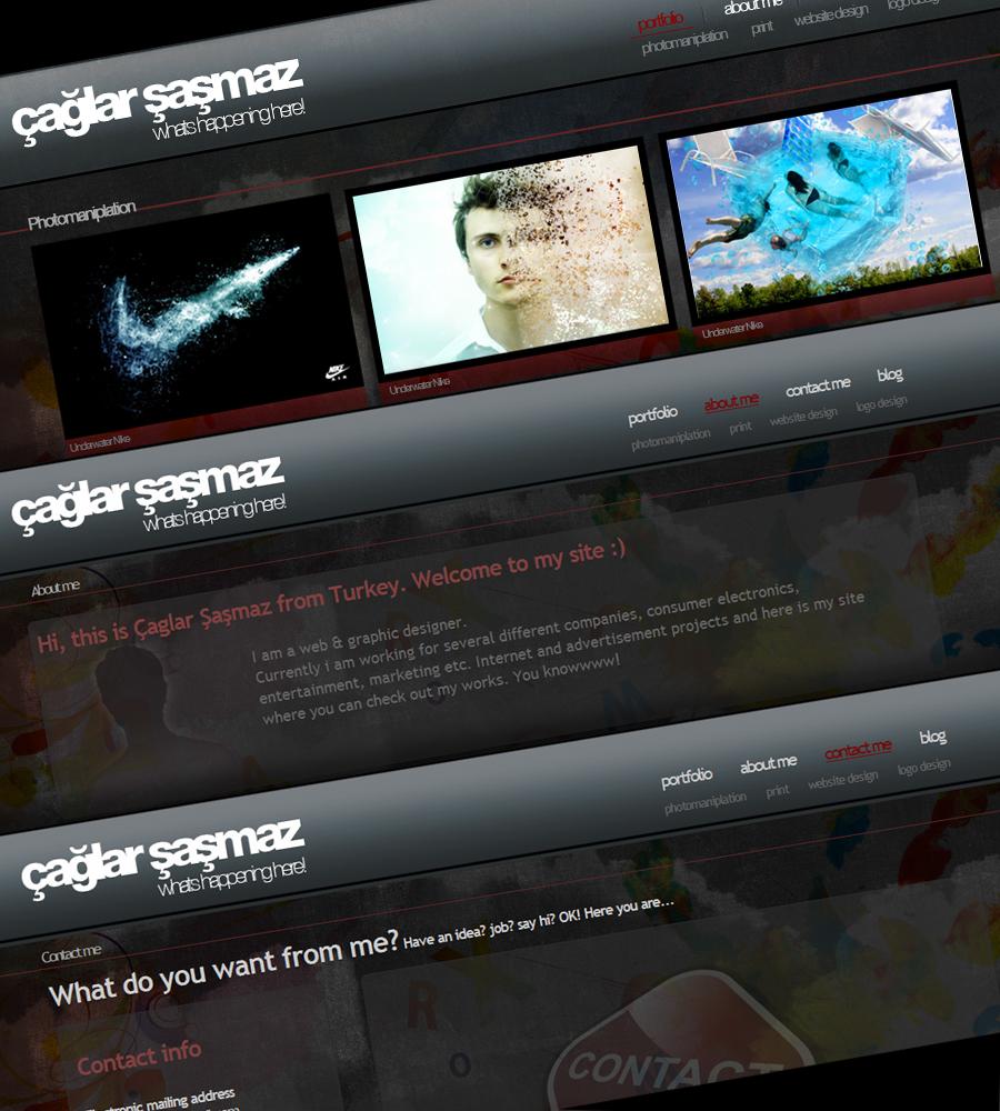 caglarsasmaz.com by caglarsasmaz