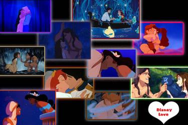 Disney Love by Dina-Amor