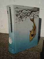 xbox 360 koi fish by Red-Revolver