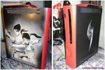 Tekken xbox 360 case mod