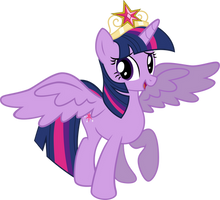 The Princess of Friendship by FamousMari5