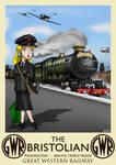 Great Western Railway Peach