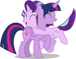 Hugging Twilight