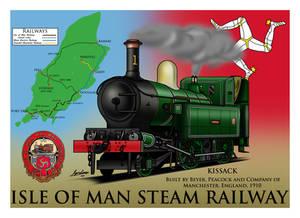 Isle of Man Steam Locomotive