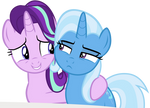 Starlight and Trixie (Student Counsel)
