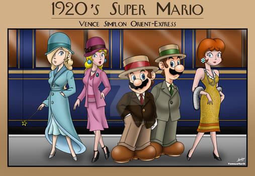 1920's Super Mario (Europe)