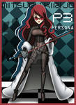 Mitsuru Kirijo (Persona 4 Arena)