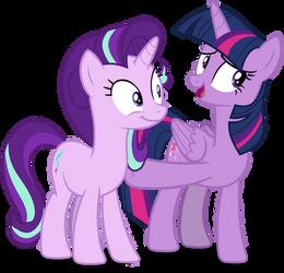 Twilight presenting Starlight