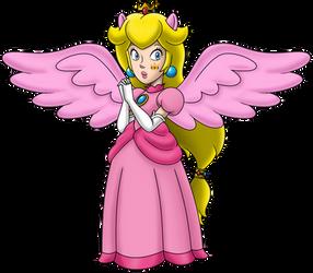 Anthro Princess Peach (MLP)