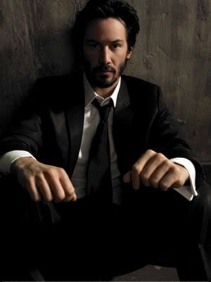 keanu reeves by Jasperhalegirl