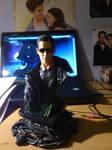matrix neo bust by Jasperhalegirl