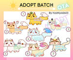 KITTEN Adopt BATCH (OPEN) (7/7) OTA by ItzaNya2603